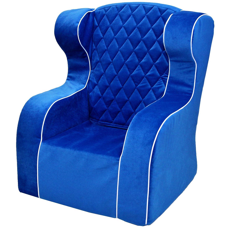 Welox ltd. Luxuriöse Schaum Sessel für Kinder blau