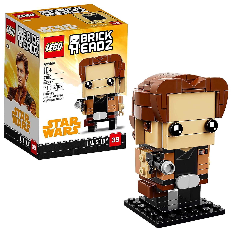 LEGO BrickHeadz Han Solo Kit O...