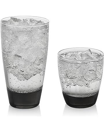 7caa58c74c7 Amazon.com  Iced Tea Glasses  Home   Kitchen
