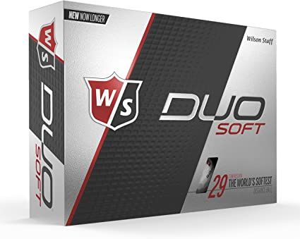 Wilson Staff Duo Soft/Soft+/NFL Golf Ball