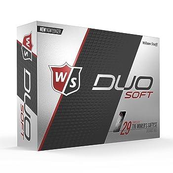 Wilson Duo Soft+ NFL Golf Balls
