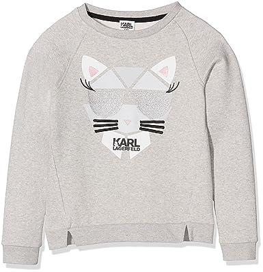 Karl Lagerfeld Karl Lagerfeld Mädchen Sweat Sweatshirt