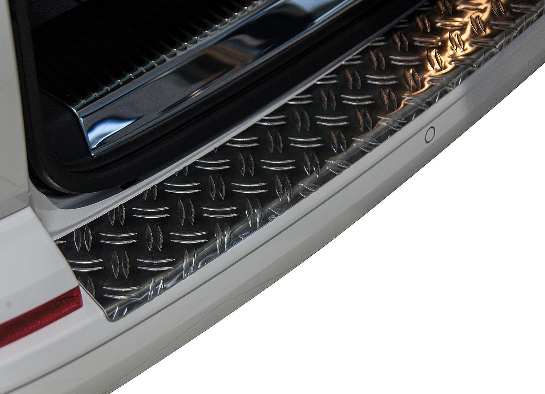 Ladekantenschutz Aus Alu Riffelblech 1 5mm Stark Für V Klasse Vito W447 Robuste Ausführung Auto