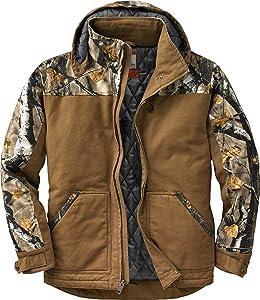 Legendary Whitetails Men's Hooded Jacket