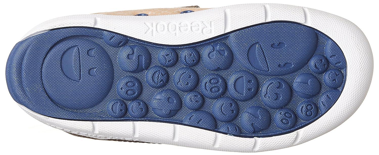 Reebok Kids Classic Boys Ventureflex Critter Feet Sneaker