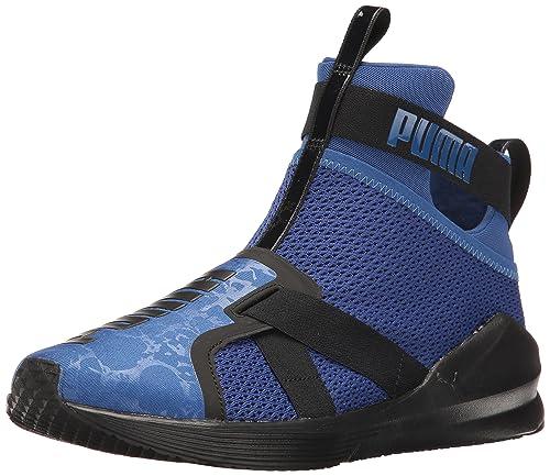 eadf6e8e3e9 PUMA Women s Fierce Strap WN s Cross-Trainer Shoe