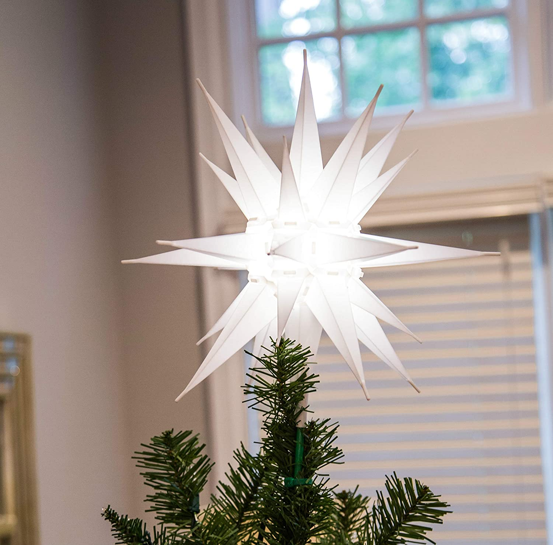 BS-MS:No.01 Estrella Ornamento Al 8.5 cm Varios Dise/ños SIKORA BS-MS Adorno de /Árbol de Navidad Decoraci/ón de Lat/ón