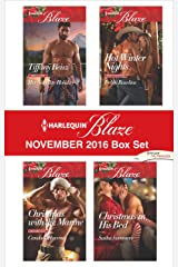 Harlequin Blaze November 2016 Box Set: An Anthology Kindle Edition