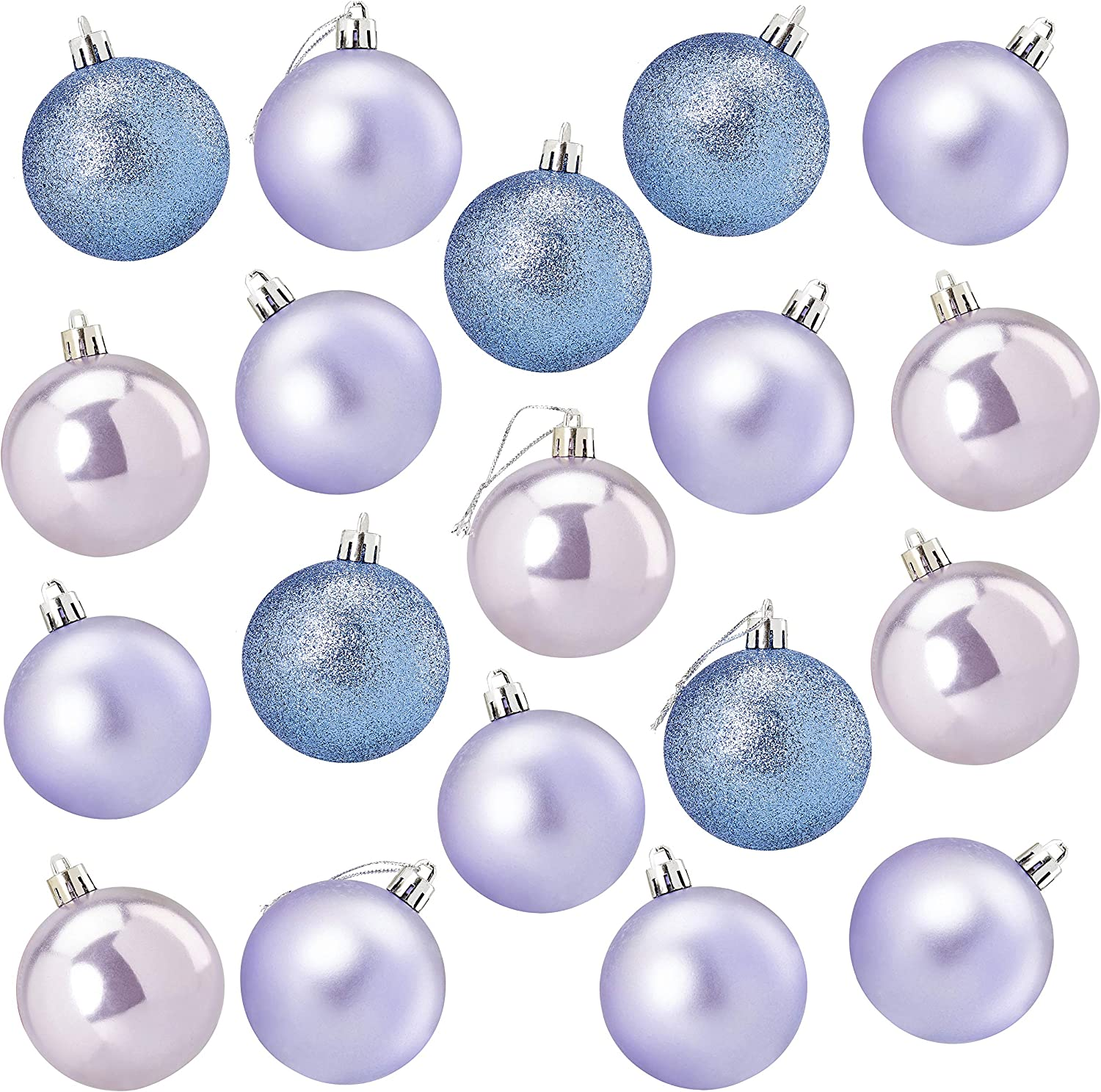 Purple And Blue Christmas Tree Decorations  from images-na.ssl-images-amazon.com