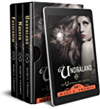 Undraland Books 1-3 Bundle: Including Undraland, Nøkken and Fossegrim: A Fantasy Adventure Based in Scandinavian Folklore (English Edition)