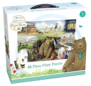Paul Lamond 17.081,5 cm We' Re Going on a Bear Hunt Giant Floor Puzzle (Pezzi)