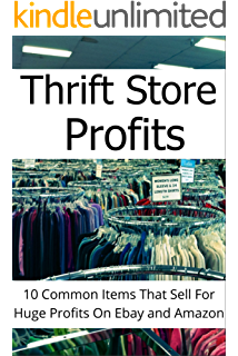 Amazoncom Thrift Wars Updated Fall A BattleTested - Invoice software download free online thrift store clothes
