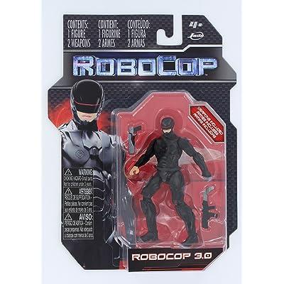 RoboCop 3.0 3.75 Inch Action Figure, Black Version: Toys & Games [5Bkhe0303300]