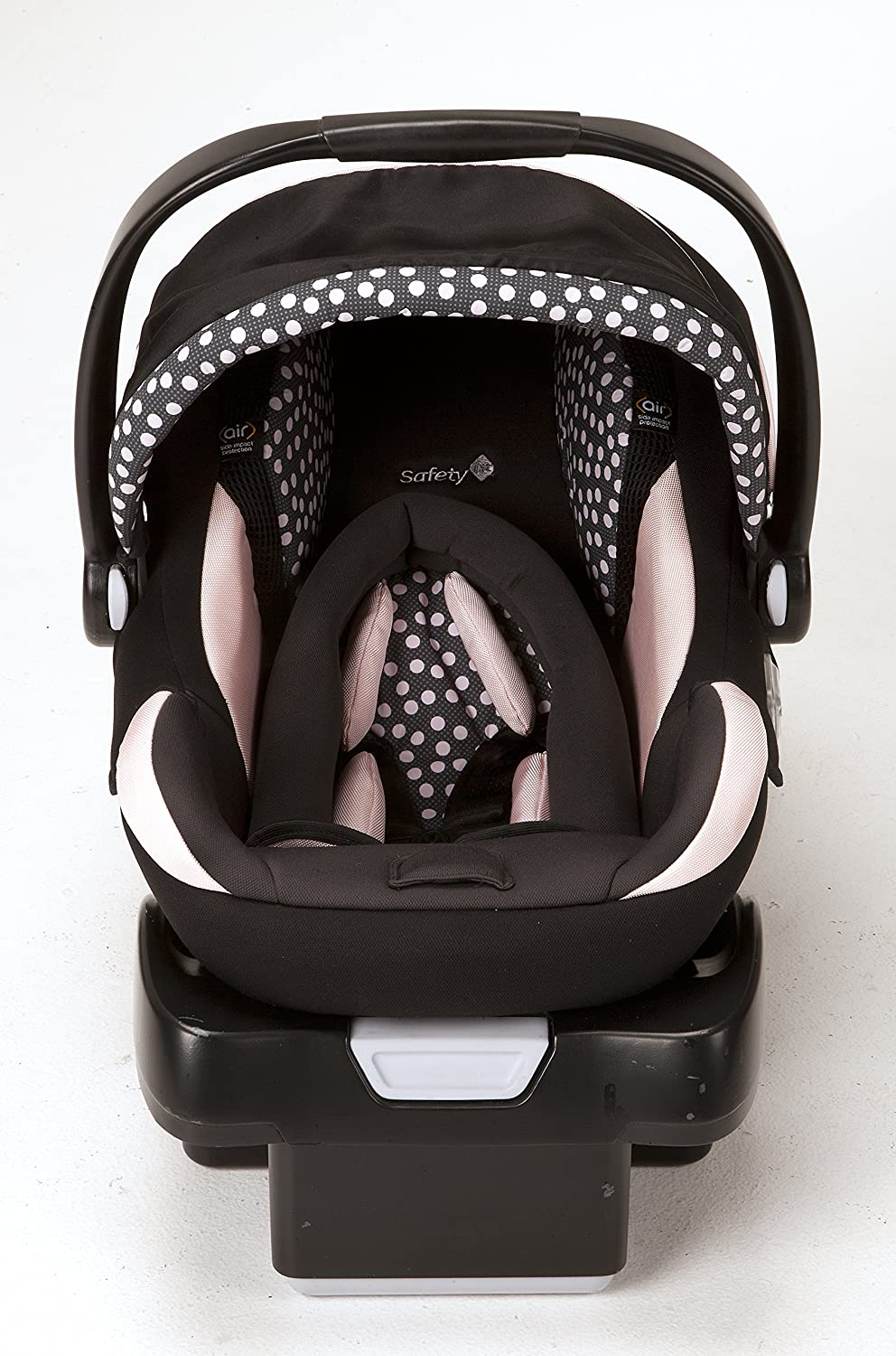 Amazon.com : Safety 1st Onboard 35 Air Infant Car Seat, Pink Pearl