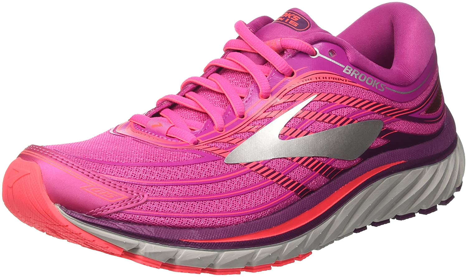 Brooks Womens Glycerin 15 Neutral Max Cushion Running B073NP8P95 Shoe B073NP8P95 Running Running 7ee195