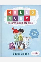 Hello Ruby (Polish Edition) Hardcover