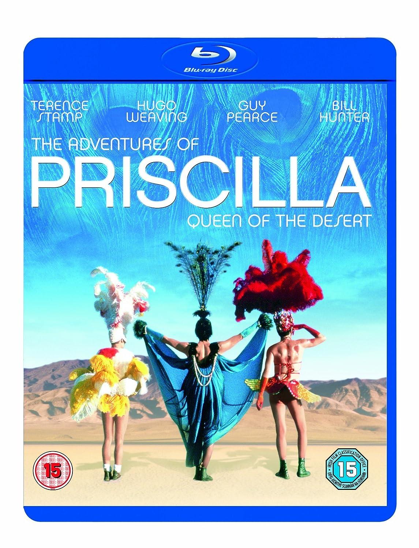 The Adventures of Priscilla, Queen of the Desert [Blu-ray] [1994]