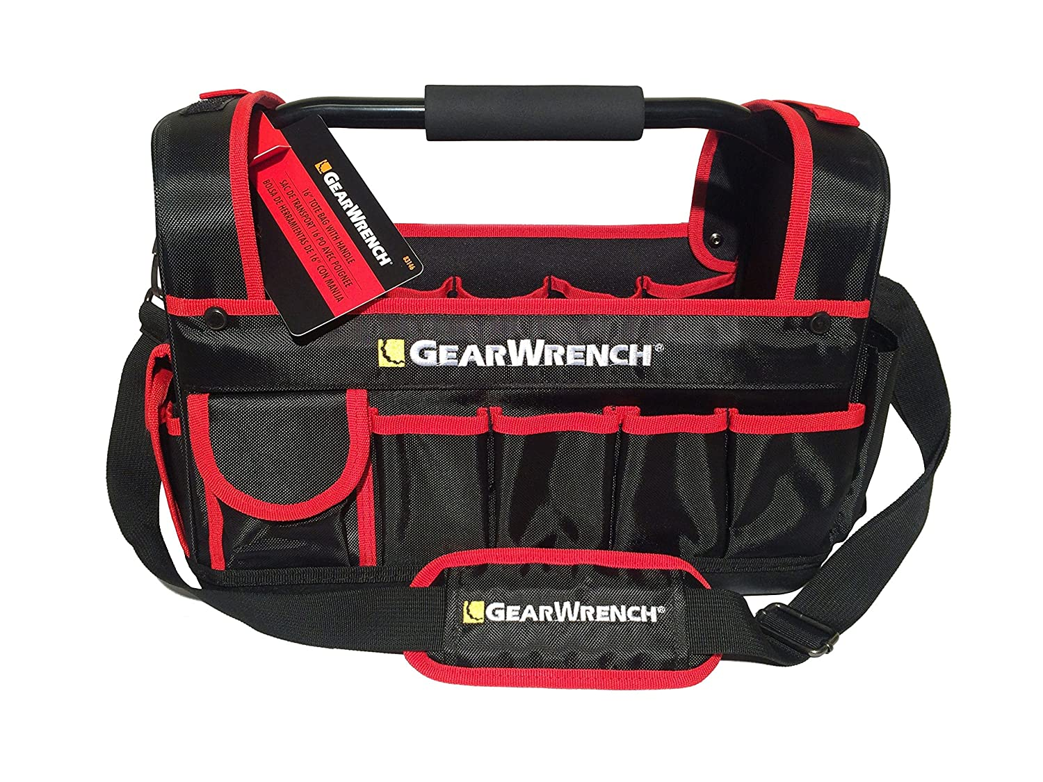 Amazon.com: GEARWRENCH TOTE BAG W/HNDL 16