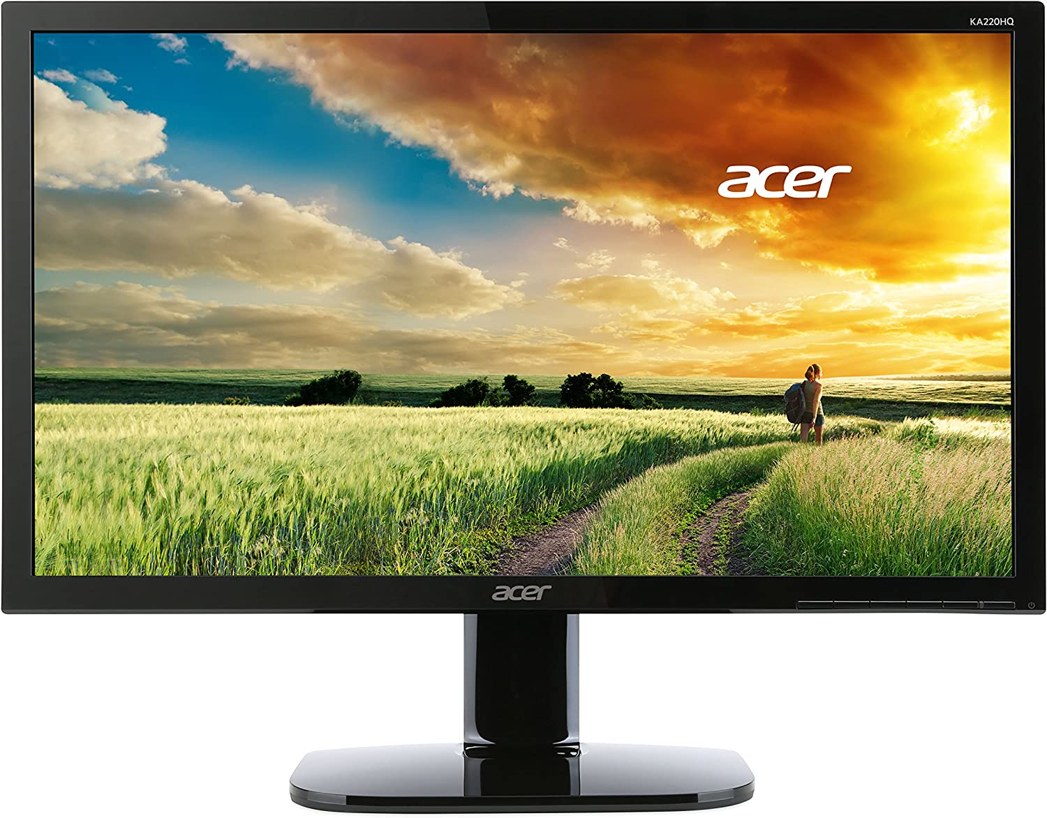 "Acer KA220HQ bi 22"" (21.5"" viewable) Full HD (1920 x 1080) TN Monitor (HDMI & VGA port),Black"