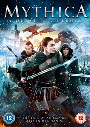 MYTHICA A QUEST FOR HEROES (2015)