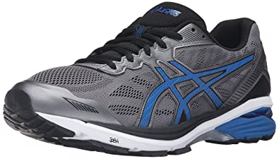 ASICS Men's GT-1000 5 Running Shoe, Carbon/Imperial/Black, 6