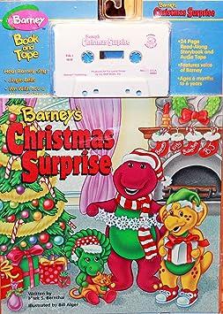 Read-Along - Barney's Christmas Surprise - Amazon.com Music