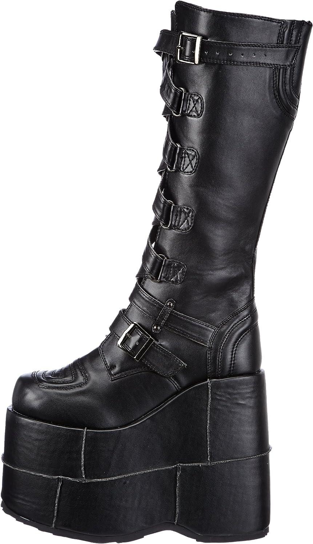 Pleaser Men's Stack-308 Platform Boots