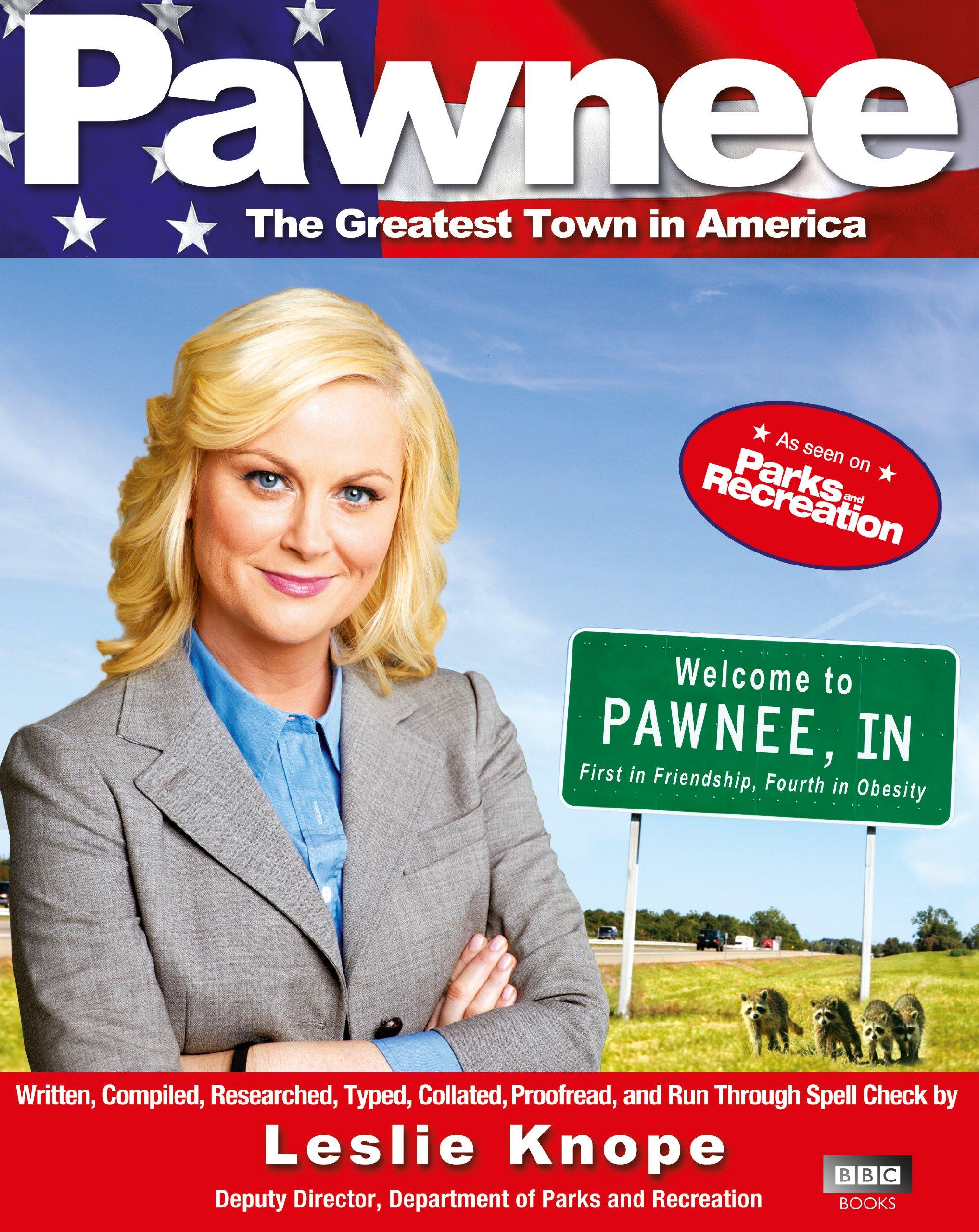 Pawnee [Idioma Inglés]: Amazon.es: Knope, Leslie: Libros en ...