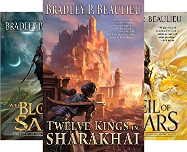 Song of Shattered Sands (4 book series) Kindle Edition