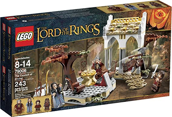 LEGO LOTR 79006 The Council of Elrond by LEGO: Amazon.de: Spielzeug