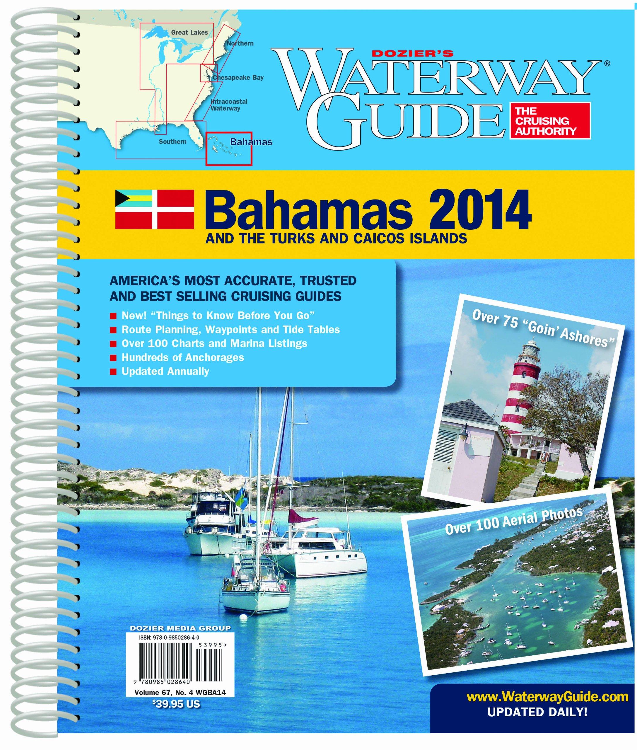 Waterway Guide Bahamas 2014