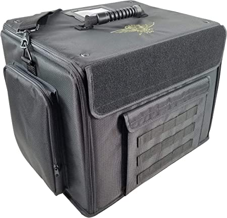 Battle Foam P A C K 720 Molle Pluck Foam Load Out Miniatures Case Black Amazon Co Uk Luggage The bf sword bag is the ideal bag for the gamer on a budget. battle foam pack 720 molle pluck foam load out miniatures case black