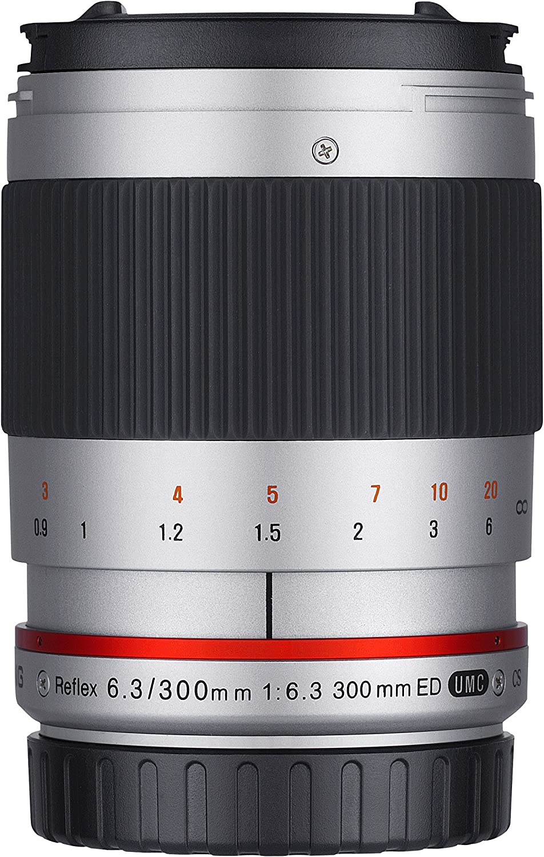 Samyang 300mm F6 3 Objektiv Für Anschluss Micro Four Kamera