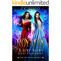 Royally Hitched: The Fae Twins (The Dark Fae Series Book 2)