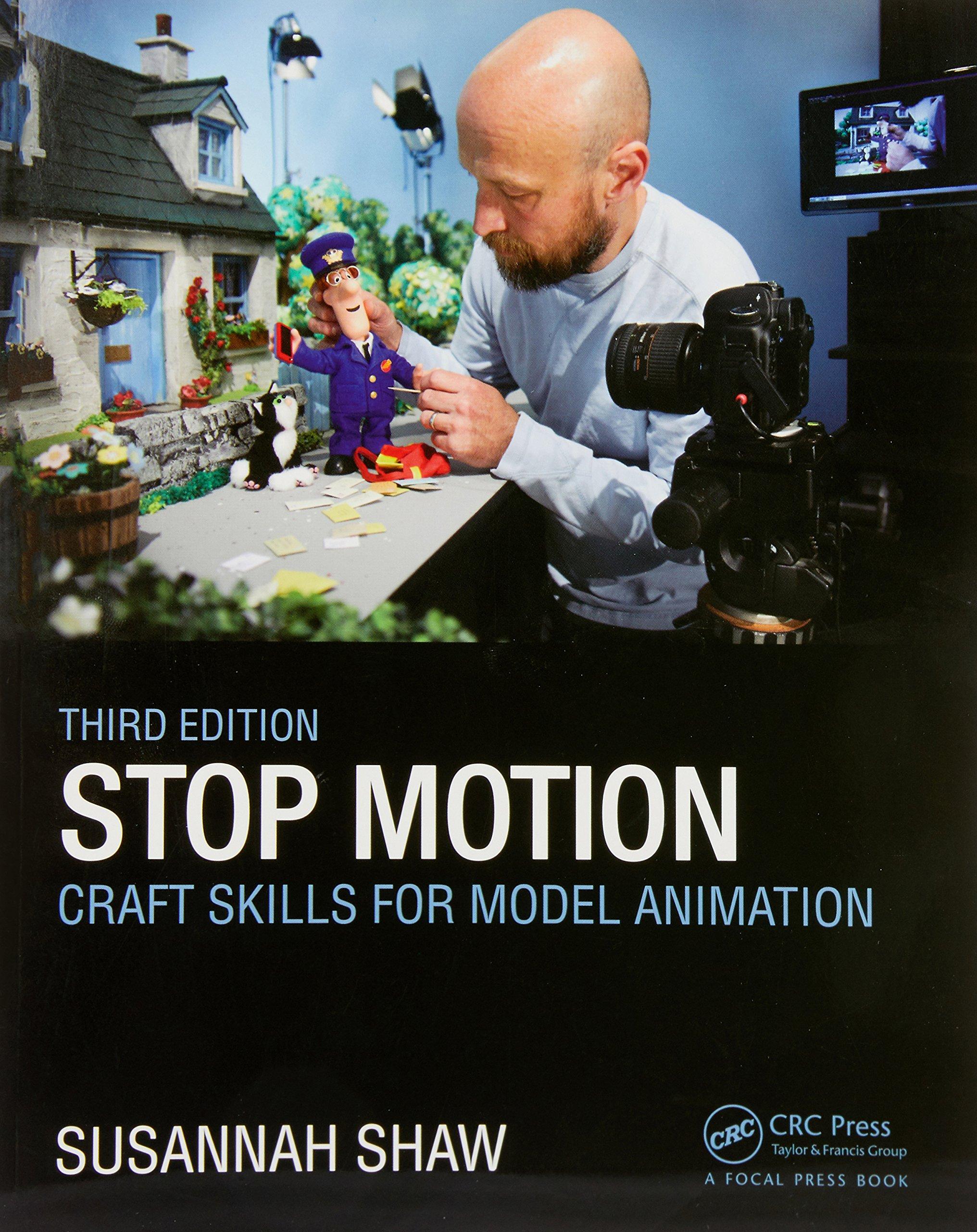Stop Motion: Craft Skills for Model Animation: Amazon.de: Susannah ...