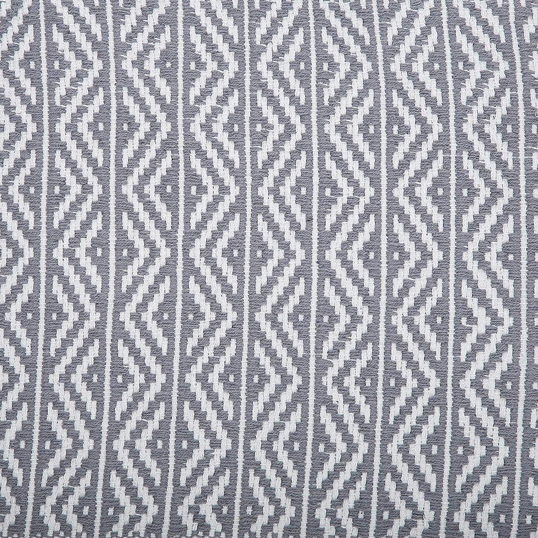 Penguin Home Handmade Weave Decorative Party Stylish 100/% Cotton Table Runner NATO Grey 36cmx100cm