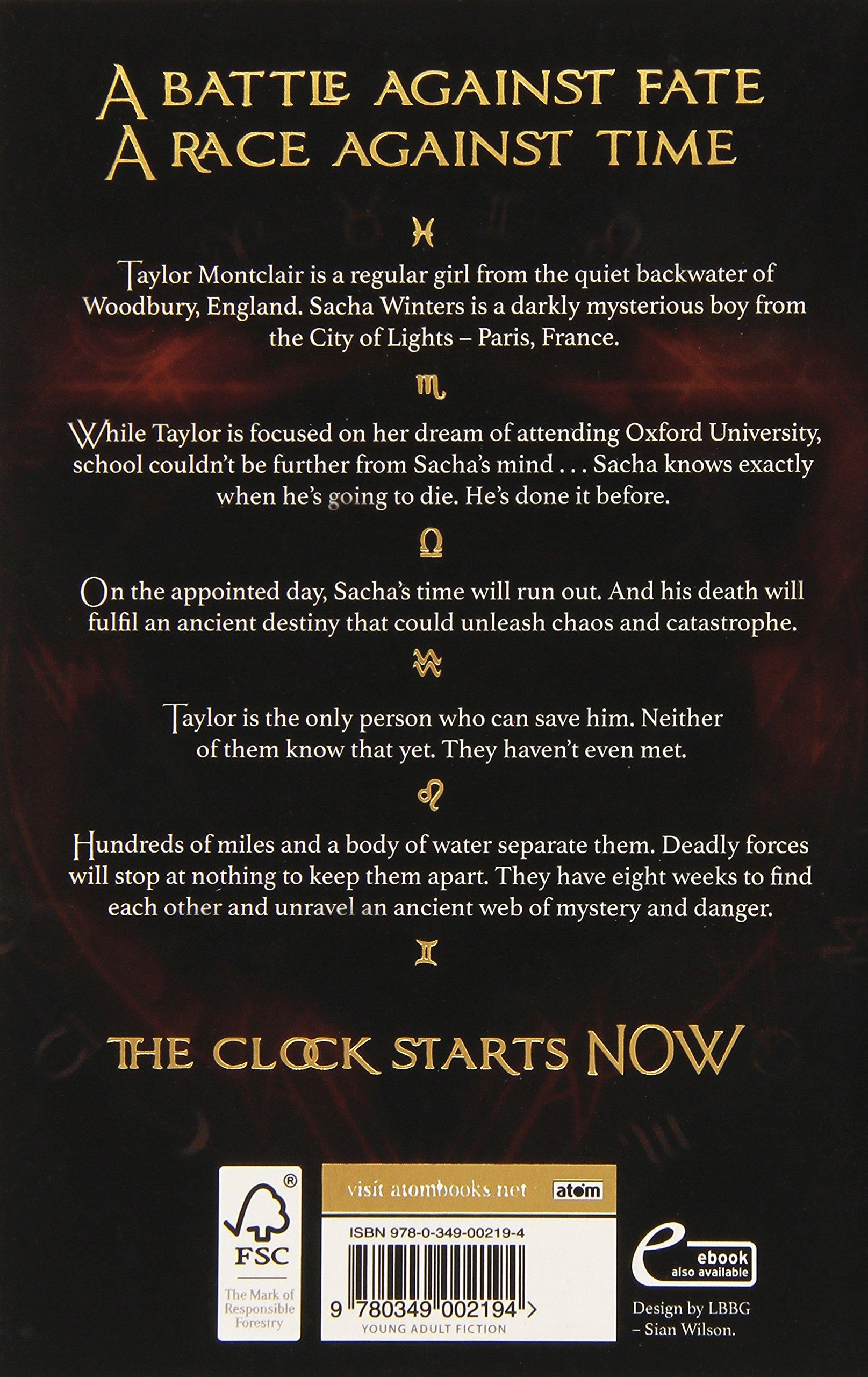 The Secret Fire (the Alchemist Chronicles): Amazon: C J Daugherty,  Carina Rozenfeld: 9780349002194: Books