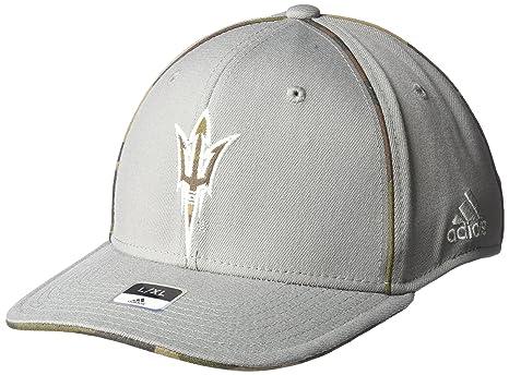 d85224daaa680 adidas NCAA Arizona State Sun Devils Men s Hint of Camo Flex Fit Cap