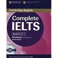 Complete IELTS. Level C1. Workbook. With answers. Con espansione online. Con CD Audio. Per le Scuole superiori
