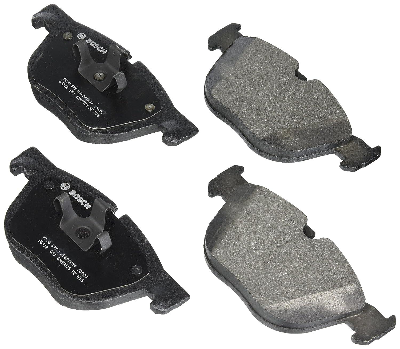 Bosch BP1294 QuietCast Premium Semi-Metallic Disc Brake Pad Set