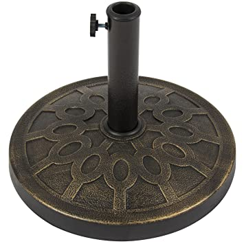 Best Choice Products 18u0026quot; Patio Umbrella Base Stand