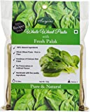 Aurgins Whole Wheat Palak Pasta, 150 g