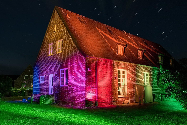47/mm de Di/ámetro para lumenman Connector lumenman Juego de filtros Light Painting/ /Acr/ílico Cristal
