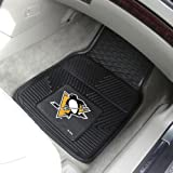 FANMATS (10435) NHL Pittsburgh Penguins Vinyl Heavy Duty Car Mat