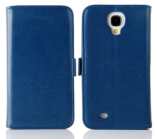 298 opinioni per Cover Galaxy S4, JAMMYLIZARD Custodia Luxury Wallet a Libro in Pelle per Samsung