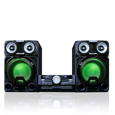 amazon com toshiba ty asw8000 800 watt bluetooth stereo pioneer mvh wiring diagram car audio wiring stereo harness diagram