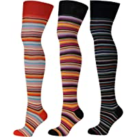 Gowith 3lü Dizüstü Bayan Çorabı **Hediyeli Ürün**%80Pamuk%17Polyamid%3Elasthan
