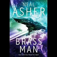 Brass Man: An Agent Cormac Novel 3
