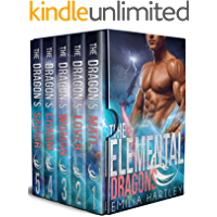 The Elemental Dragons Complete Series:  Books 1 - 5