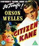 Citizen Kane [Blu-ray] [Region A & B & C]